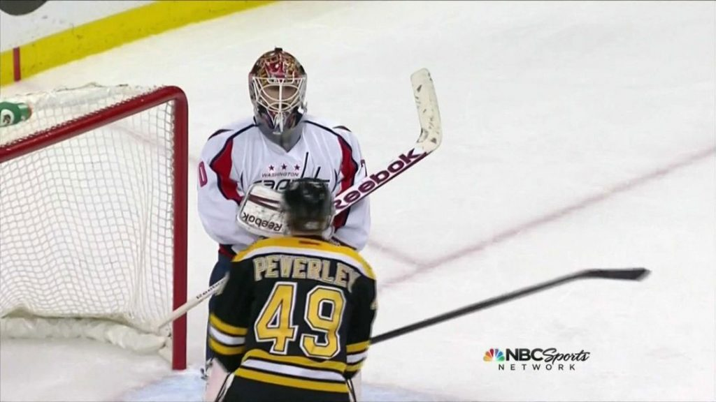 Braden Holtby Currently Has The Best Playoff Save Percentage In The