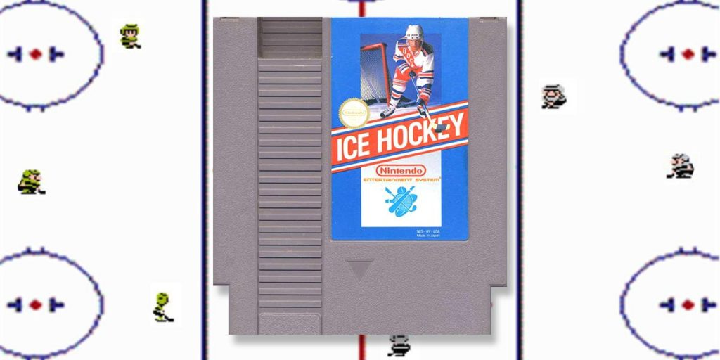 30 Years Ago Ice Hockey Was Released On The Original Nintendo Console