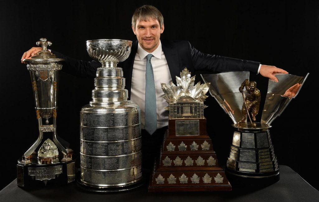 Alex Ovechkin receives no first place votes for Hart Trophy 8f0fa1646be6