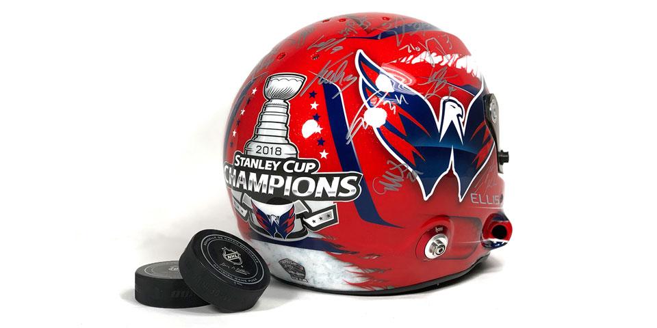 Capitals players surprise NASCAR driver 774760a4f0f