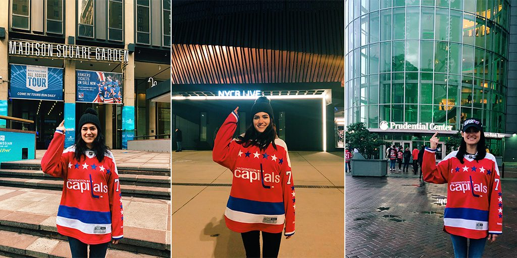 reputable site 59acf 601d4 The NHL Arena Bucket List  the New York City and New Jersey arenas