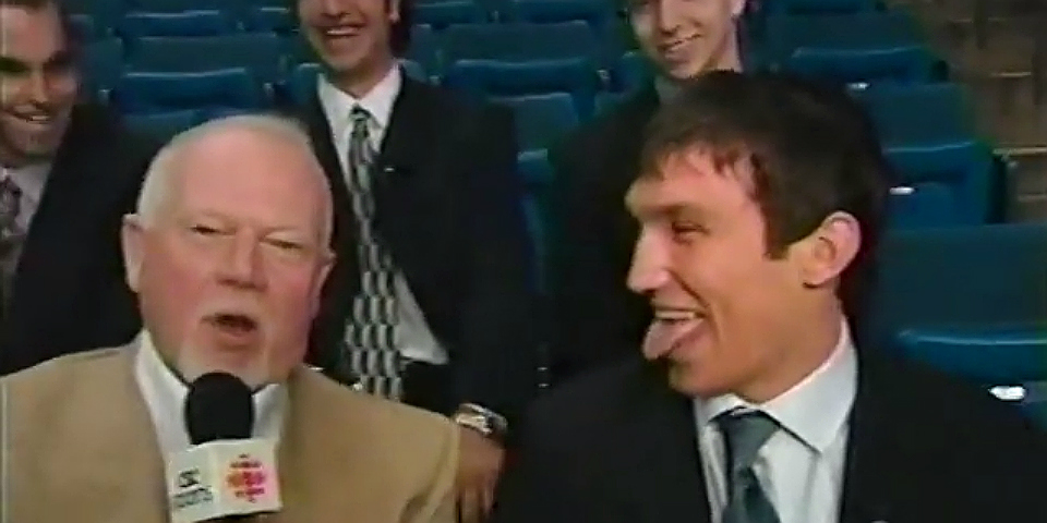 Five things you didn't know about Alex Ovechkin's selection at the 2004 NHL Draft