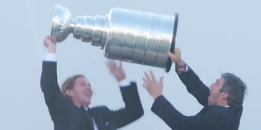 The Washington Capitals' most memorable moments from the NHL Awards